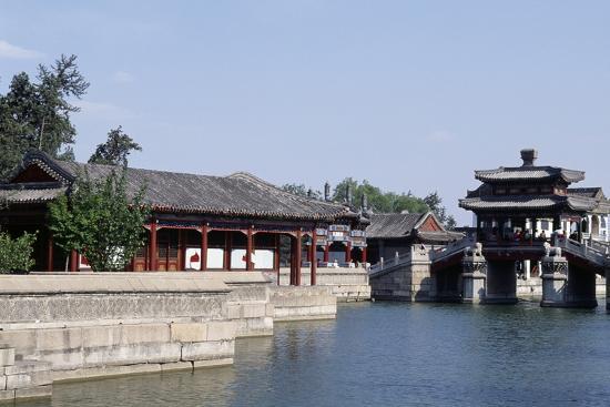 Summer Palace (Unesco World Heritage List--Giclee Print