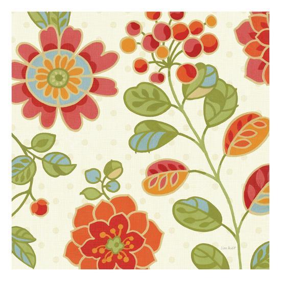 Summer Palette I-Lisa Audit-Art Print