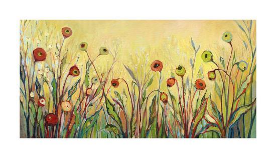 Summer Poppies-Jennifer Lommers-Giclee Print