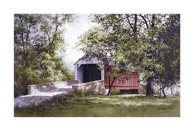 Summer Portal-Ray Hendershot-Giclee Print