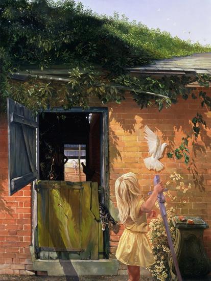 Summer Reflection-Timothy Easton-Giclee Print