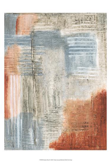 Summer Rust II-Vanna Lam-Art Print