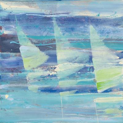 Summer Sail I-Albena Hristova-Art Print