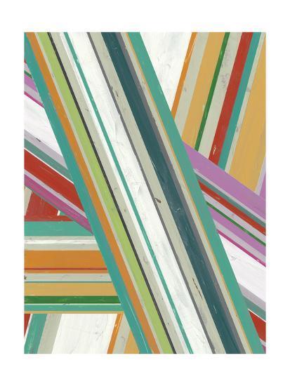 Summer Sarape II-Studio W-Art Print