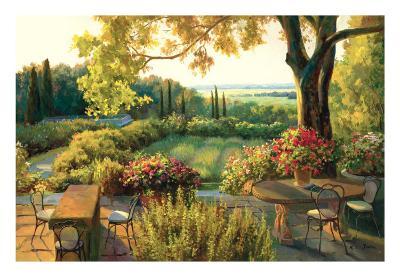 Summer Soliloquy-K^i^ Jun-Art Print