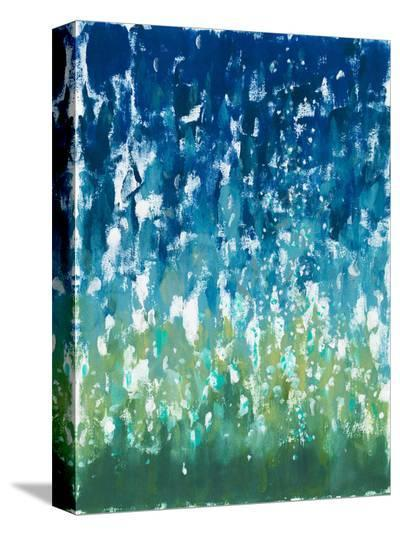 Summer Storm-Rob Delamater-Stretched Canvas Print