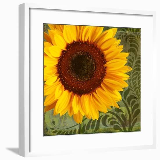 Summer Sun I-Tina Lavoie-Framed Giclee Print