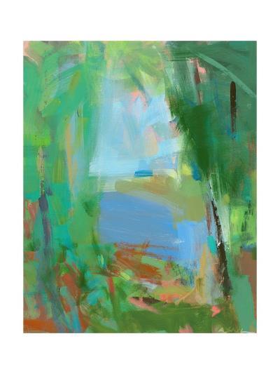 Summer Swim-Angela Saxon-Art Print