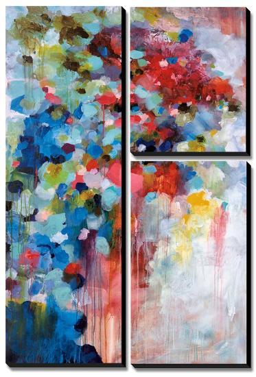 Summer Symphony-Brent Foreman-Canvas Art Set