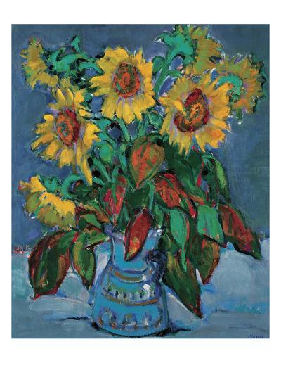 Summer Table-Teresa Llacer-Premium Giclee Print