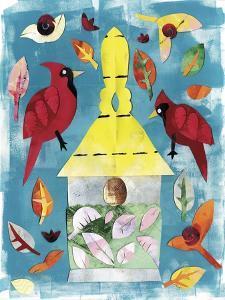 Birdfeeder 1 by Summer Tali Hilty
