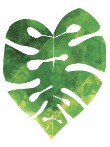 Palm Leaf 3 by Summer Tali Hilty