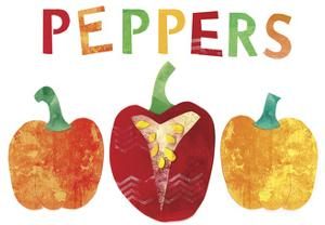 Peppers by Summer Tali Hilty