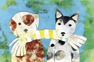 Playful Puppies by Summer Tali Hilty