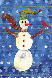 Snowman by Summer Tali Hilty