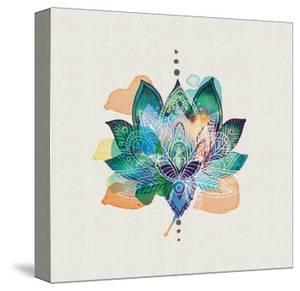Lotus Flower by Summer Thornton