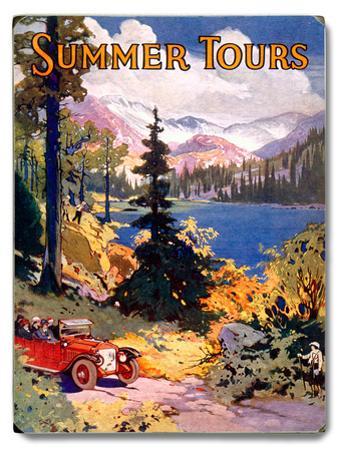 Summer Tours Union Pacific Railroad