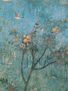 Summer Triclinium: Garden Paintings, 20, 1st Century, Mural