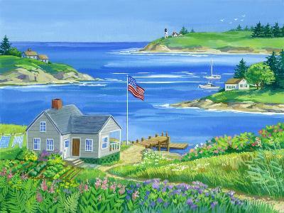 Summer View-Geraldine Aikman-Giclee Print