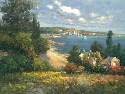 Summer Vista-Nicolas Lancret-Premium Giclee Print