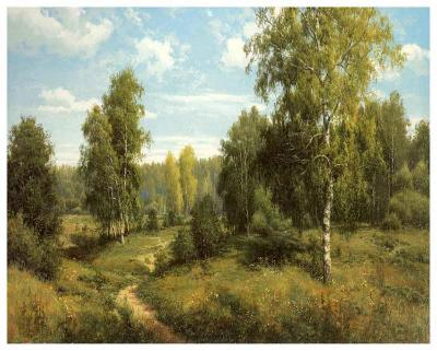 Summer Way-Igor Priscepa-Art Print