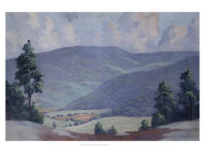 Summer-Walter King Stone-Art Print