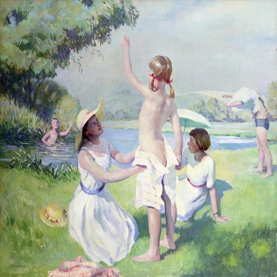 Summer-Dennis William Dring-Giclee Print