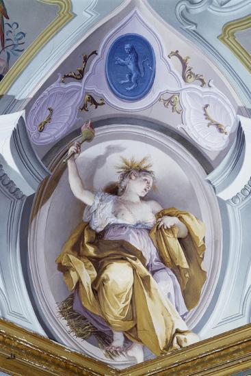 Summer-Giovanni Battista Crosato-Giclee Print