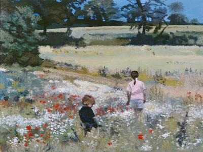 Summers Day: Ande, 1995-Gillian Furlong-Giclee Print