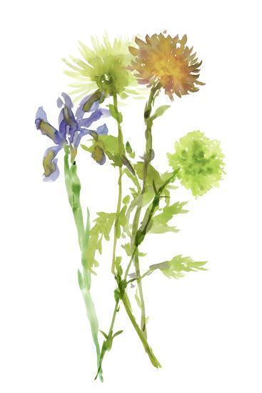 Summertime Daydream IV-Melissa Wang-Art Print