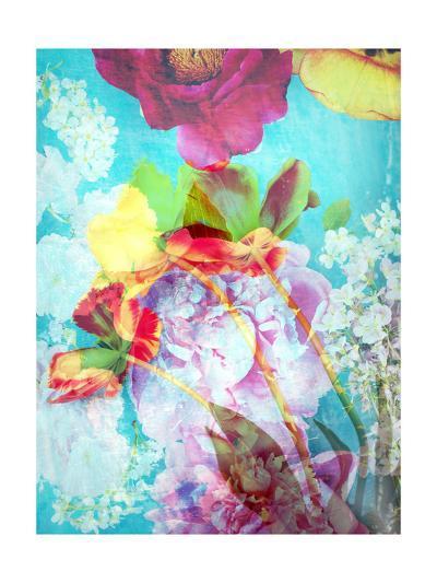 Summertime II-Alaya Gadeh-Art Print