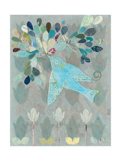 Summertime II-Candra Boggs-Art Print