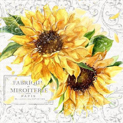 Summertime Sunflowers I-Irina Trzaskos Studios-Giclee Print