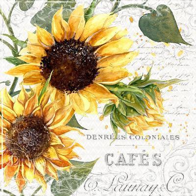 Summertime Sunflowers II-Irina Trzaskos Studios-Giclee Print