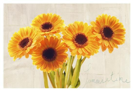 Summertime-Teo Rizzardi-Art Print