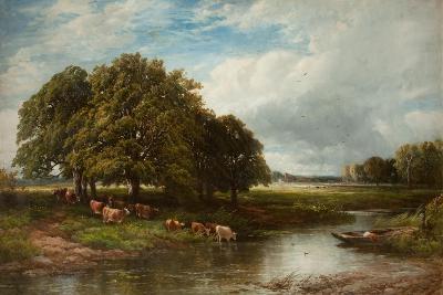 Summertime-Edmund Morison Wimperis-Giclee Print
