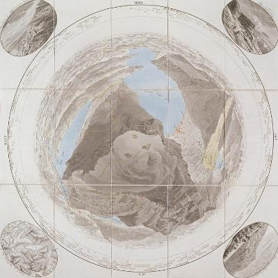 Summit of Kulm--Giclee Print