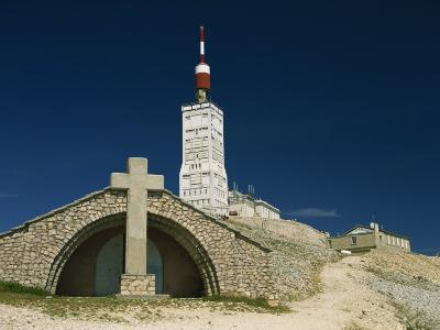 Summit of Mont Ventoux in Vaucluse, Provence, France, Europe-David Hughes-Photographic Print