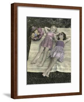 Sun Beauties-Gail Goodwin-Framed Giclee Print