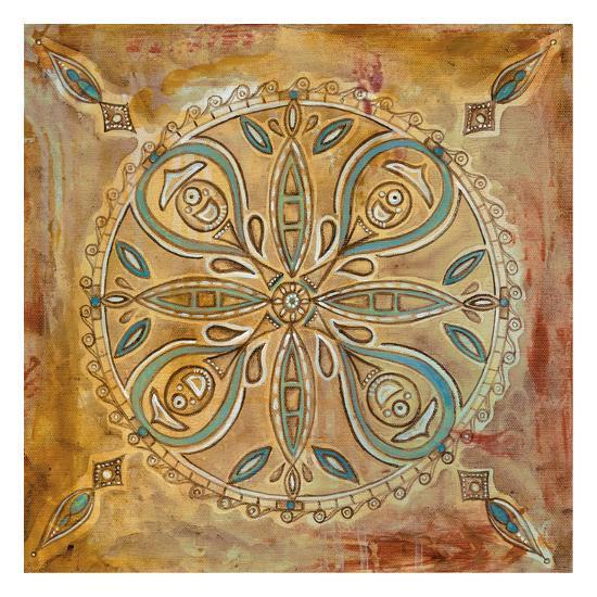Sun Dance 2-Pam Varacek-Art Print