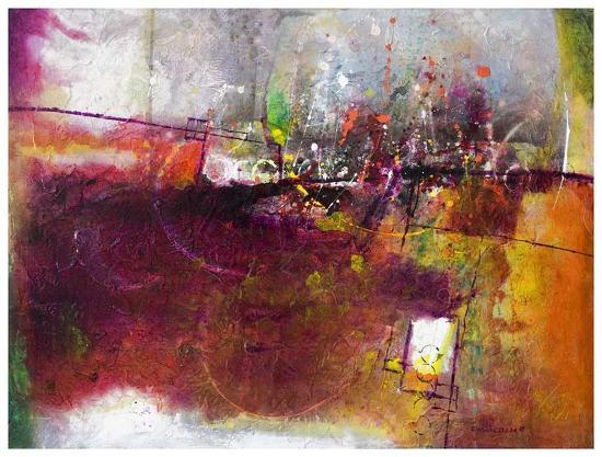 Sun Dogs-Carole Malcolm-Art Print