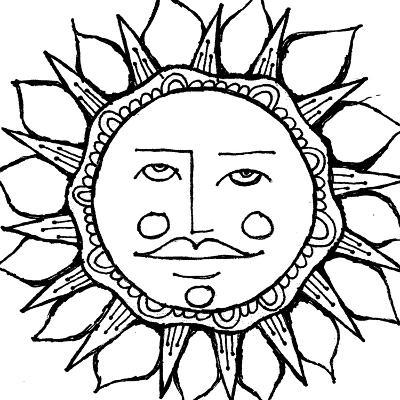 Sun Guy-Laura Miller-Giclee Print