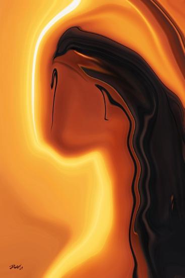 Sun-Kissed-Rabi Khan-Art Print