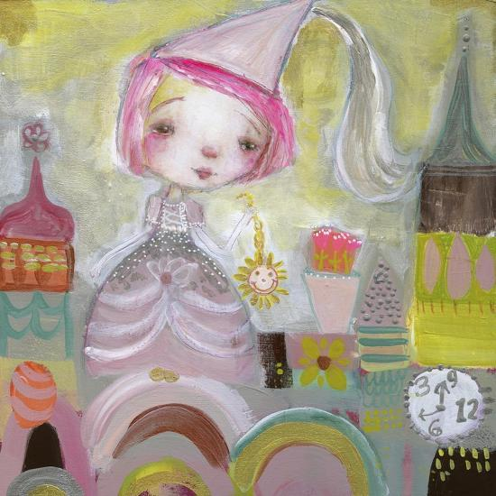 Sun Princess-Mindy Lacefield-Giclee Print