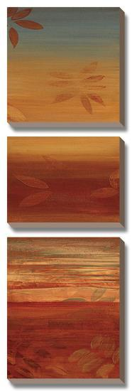 Sun Rays I-Cat Tesla-Canvas Art Set