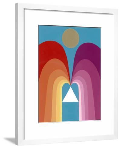 Sun's Sound-Mark Warren Jacques-Framed Art Print
