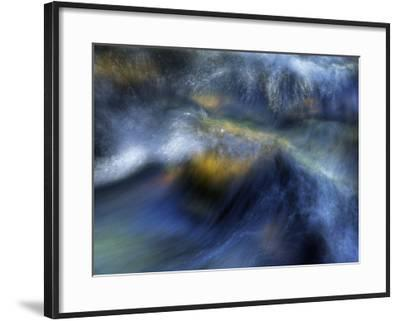 Sun Scribbles in the Evening-Ursula Abresch-Framed Photographic Print