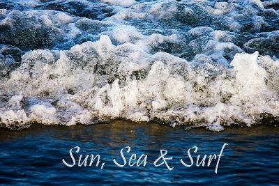 Sun, Sea & Surf-Alan Hausenflock-Photo