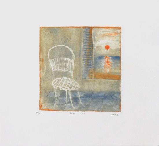 Sun-Set-Lou G^ (Lupita Gorodine)-Limited Edition