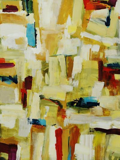 Sun Storm Strokes-Clayton Rabo-Giclee Print